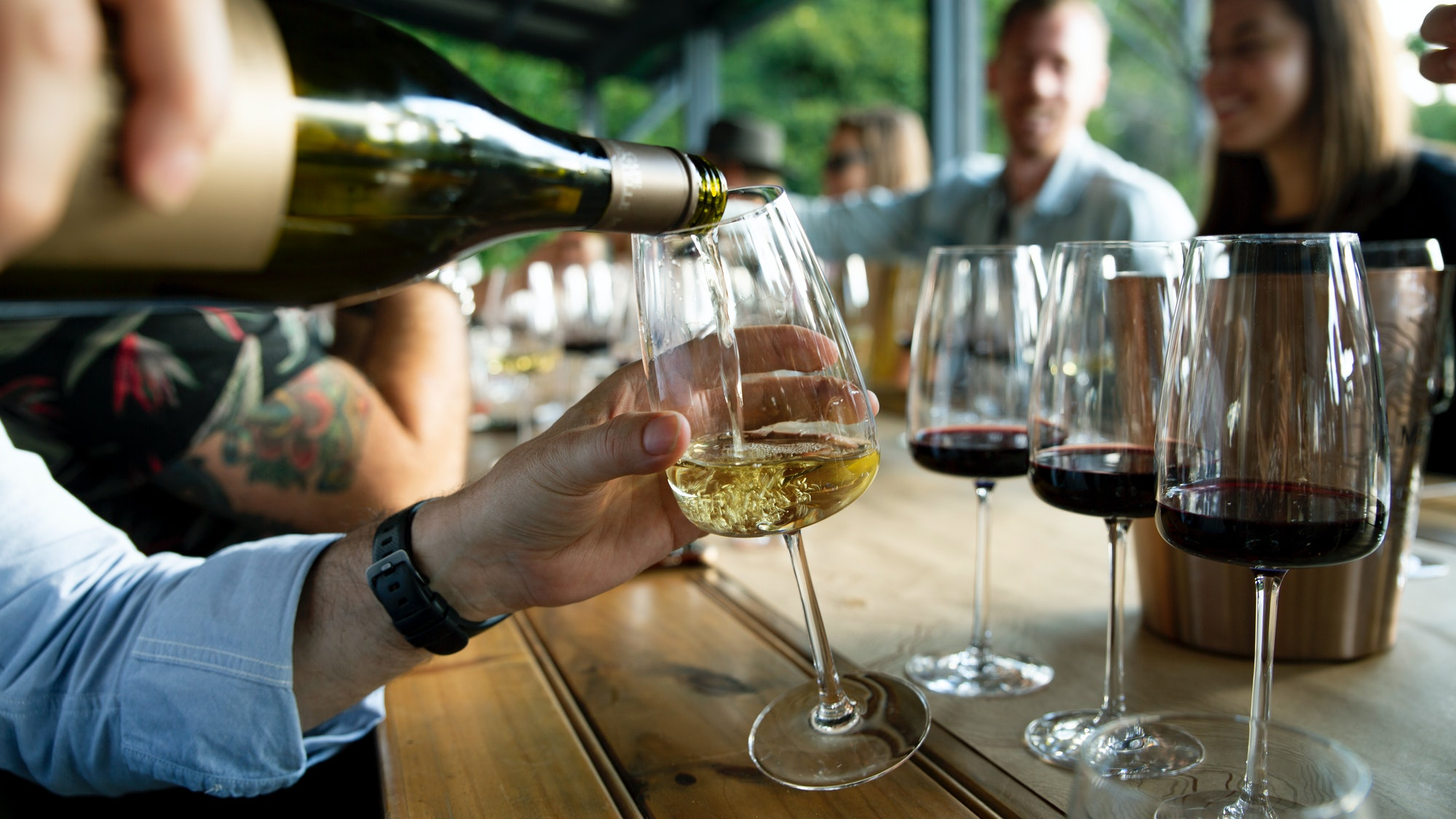 The second-cheapest wine on the menu can be the first-biggest rip off.