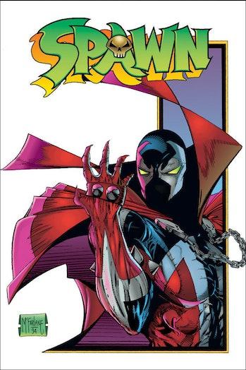 'Spawn' Issue 21, Image Comics