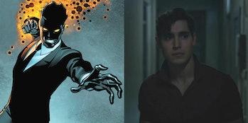 Henry Zaga as Sunspot in 'The New Mutants'.