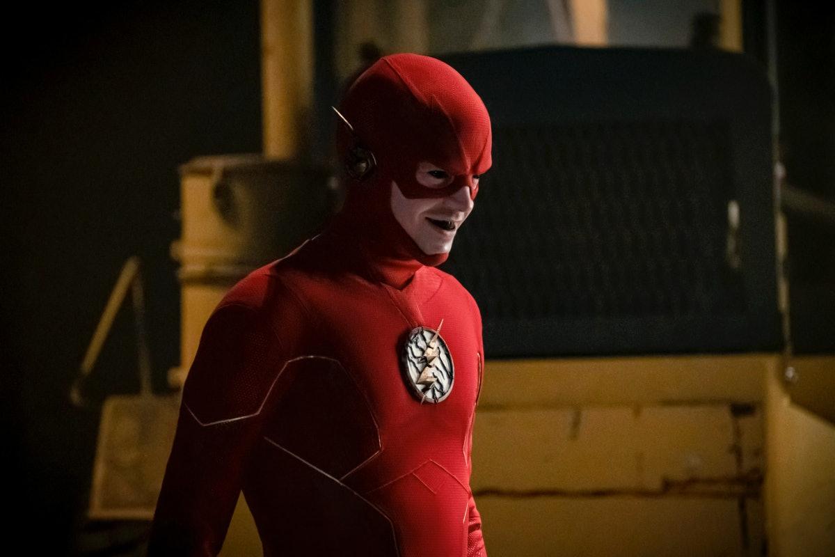 The Flash Crisis on Infinite Earths