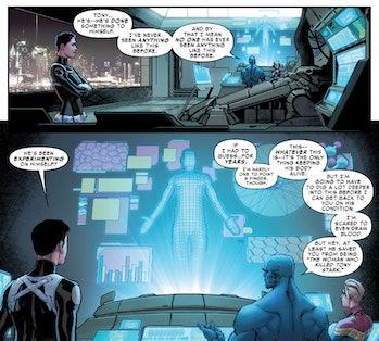 Iron Man in Civil War II