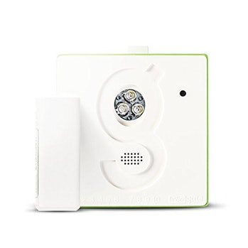 Gogogate 2 - Open and close your garage door remotely with your Smartphone via app (iPhone/Android), iFTTT or with voice with Amazon Alexa
