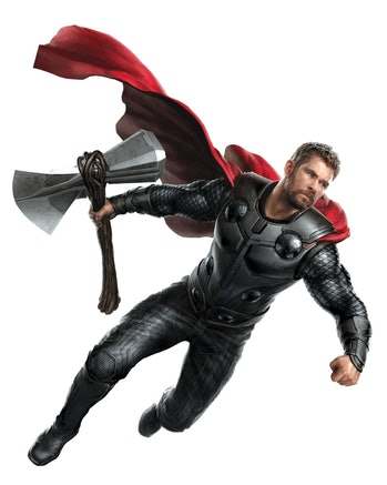 Thor Avengers 4