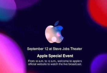 apple iphone keynote