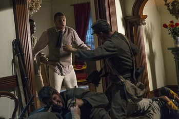 "'Legends of Tomorrow' ""Abominations"""