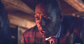 Orlando Jones as Anansi or Mr. Nancy could get his own spinoff