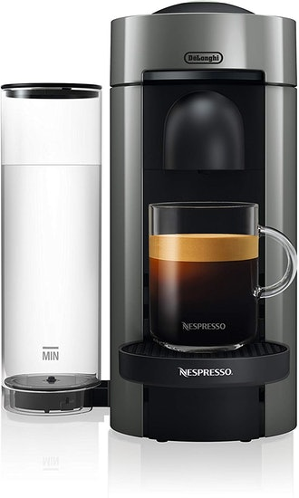 Nespresso ENV150GY VertuoPlus Coffee and Espresso Machine