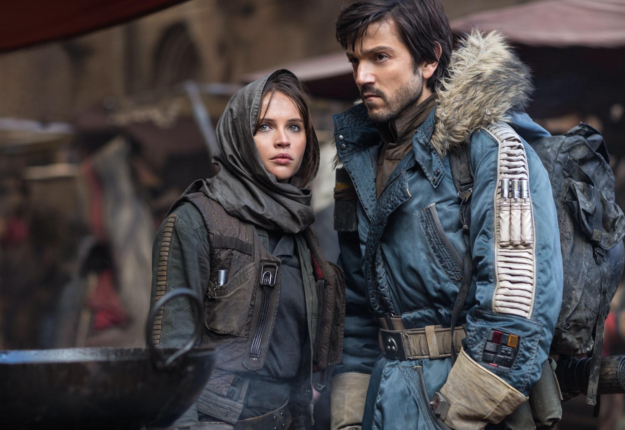 Rogue One TV Show Diego Luna Star Wars