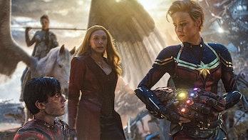 avengers endgame battle