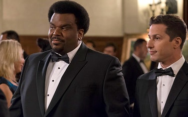 Craig Robinson on 'Brooklyn Nine-Nine'