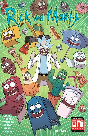 'Rick and Morty #40'