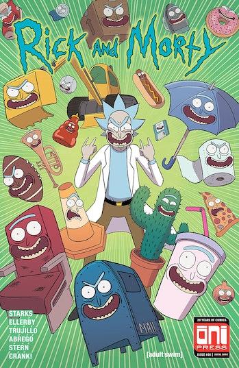 'Rick and Morty #40'