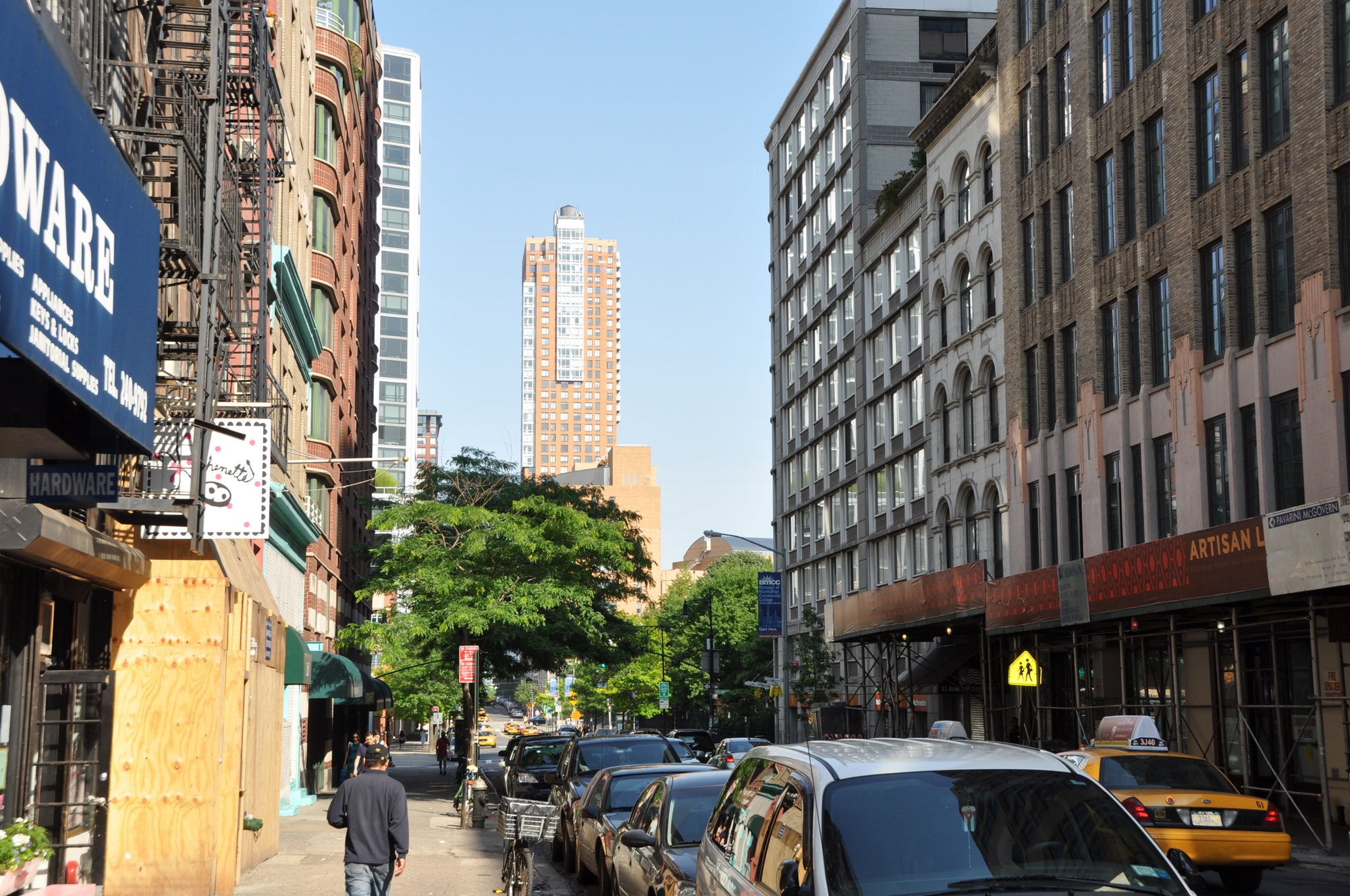 New York Streets, Rivers and Places