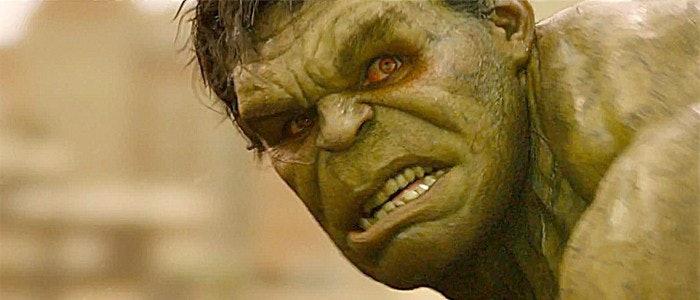 'Avengers: Age of Ultron' Hulk Red Eye