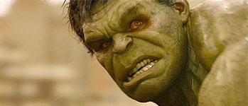 'Avengers: Age of Ultron' Hulk Red Eye