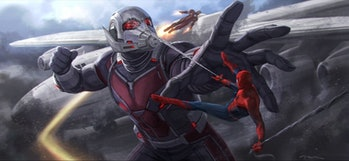Ant-Man and Spider-Man were adversaries in 'Civil War', but they didn't have to be.
