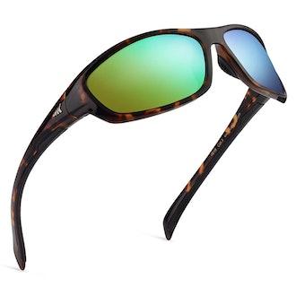 KastKing Hiwassee Polarized Sport Sunglasses