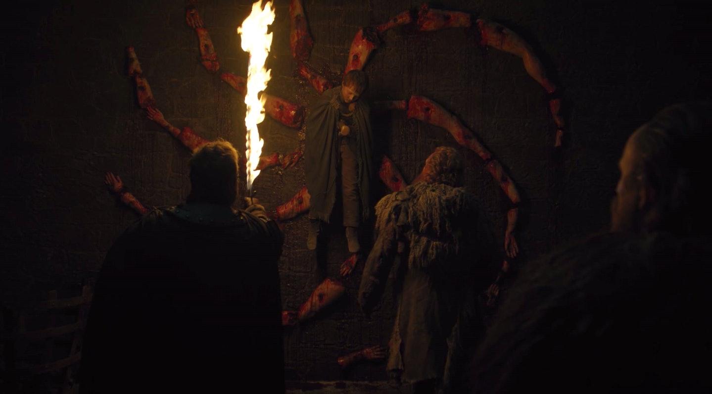 Game of Thrones Season 8 Ned Umber Last Hearth symbol