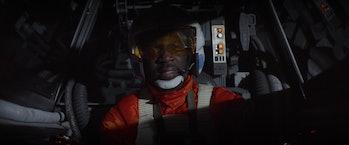 Rick Famuyiwa as New Republic pilot Jib Dodger.