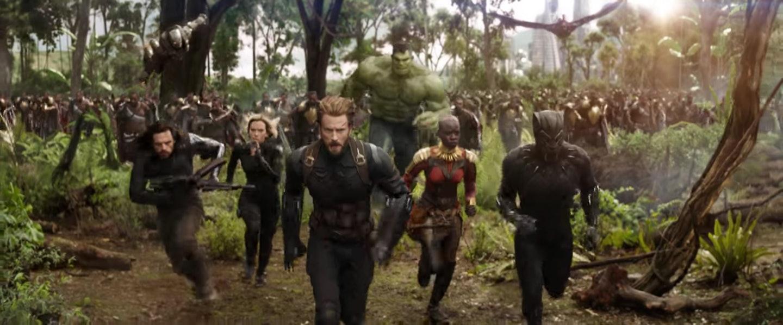 Avengers Marvel Infinity War