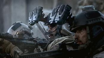 Still from Call of Duty Modern Warfare