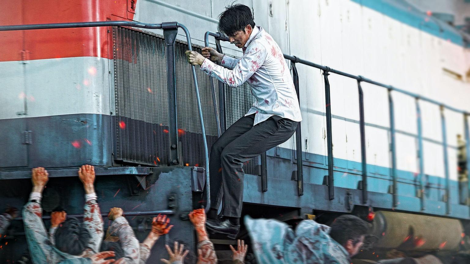 Gong Yoo, Train to Busan scene