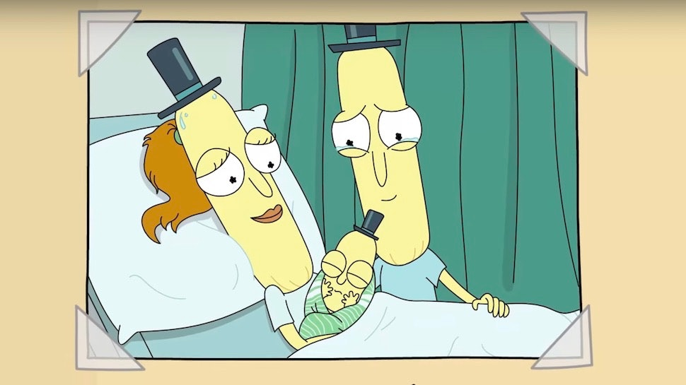 The Poopybuttholes should become friends again with the Smiths on 'Rick and Morty'.