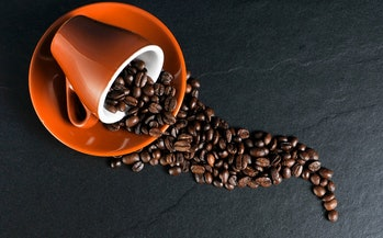 Math explains how to make the perfect cup of coffee.