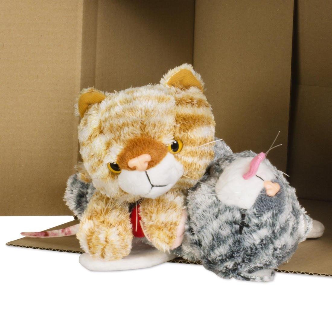 getDigital 12045 Schrödinger's Cat Science Plush Toy for Adults