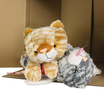 getDigital 12045 Schrödinger's Cat Science Plush Toy for Adults
