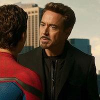 "Tom Holland's Dad Responds to Spider-Man MCU Stories: ""Fake News"""