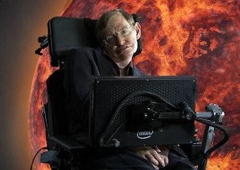Stephen Hawking is headlining the Starmus Festival.