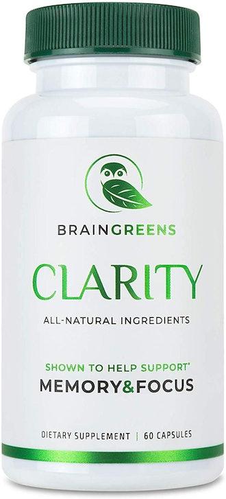BrainGreens Clarity