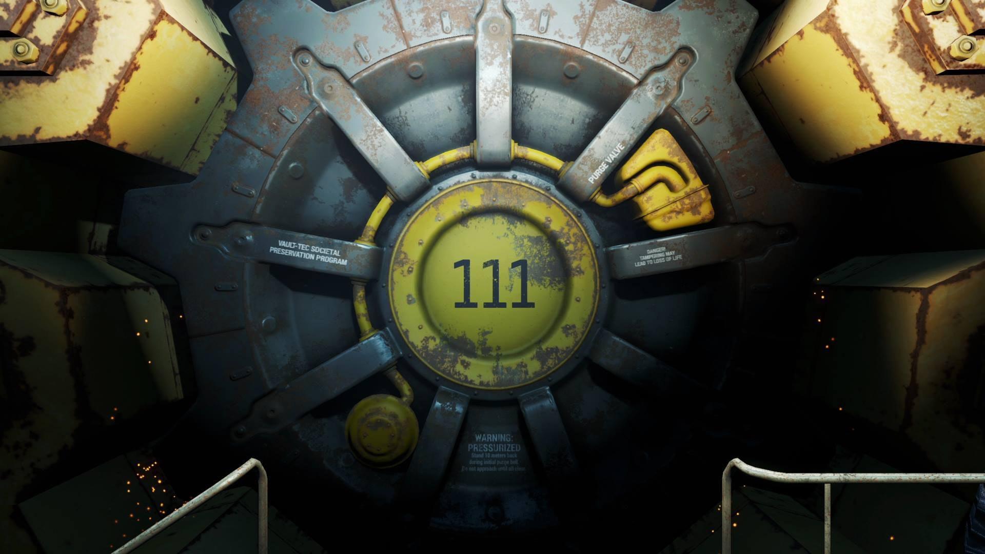 Fallout 4 Bethesda Vault