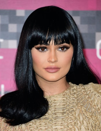 LOS ANGELES, CA - AUGUST 30: TV personality Kylie Jenner attends the 2015 MTV Video Music Awards at Microsoft Theater on August 30, 2015 in Los Angeles, California. (Photo by Frazer Harrison/Getty Images)