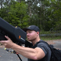 """Watch This """"Drone Gun"""" Safely Take Down a DJI Phantom"""