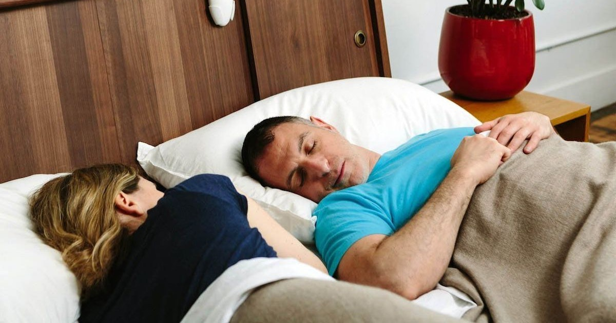 The Smart Nora Is an Incredible, Affordable, Non-invasive Snoring Remedy