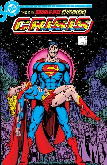Supergirl Crisis on Infinite Earths