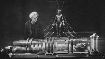 'Metropolis' is iconic in the history of sci-fi.