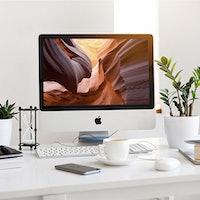 "Apple iMac 20"" Core 2 Duo 2GHz 250GB Silver (Certified Refurbished)"