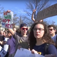 Colleges to HS Activists: Protesting Gun Laws Won't Cost Admission