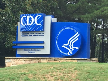 CDC researcher Timothy Cunningham received a promotion in July 2017. He has been missing since February 12, 2018.