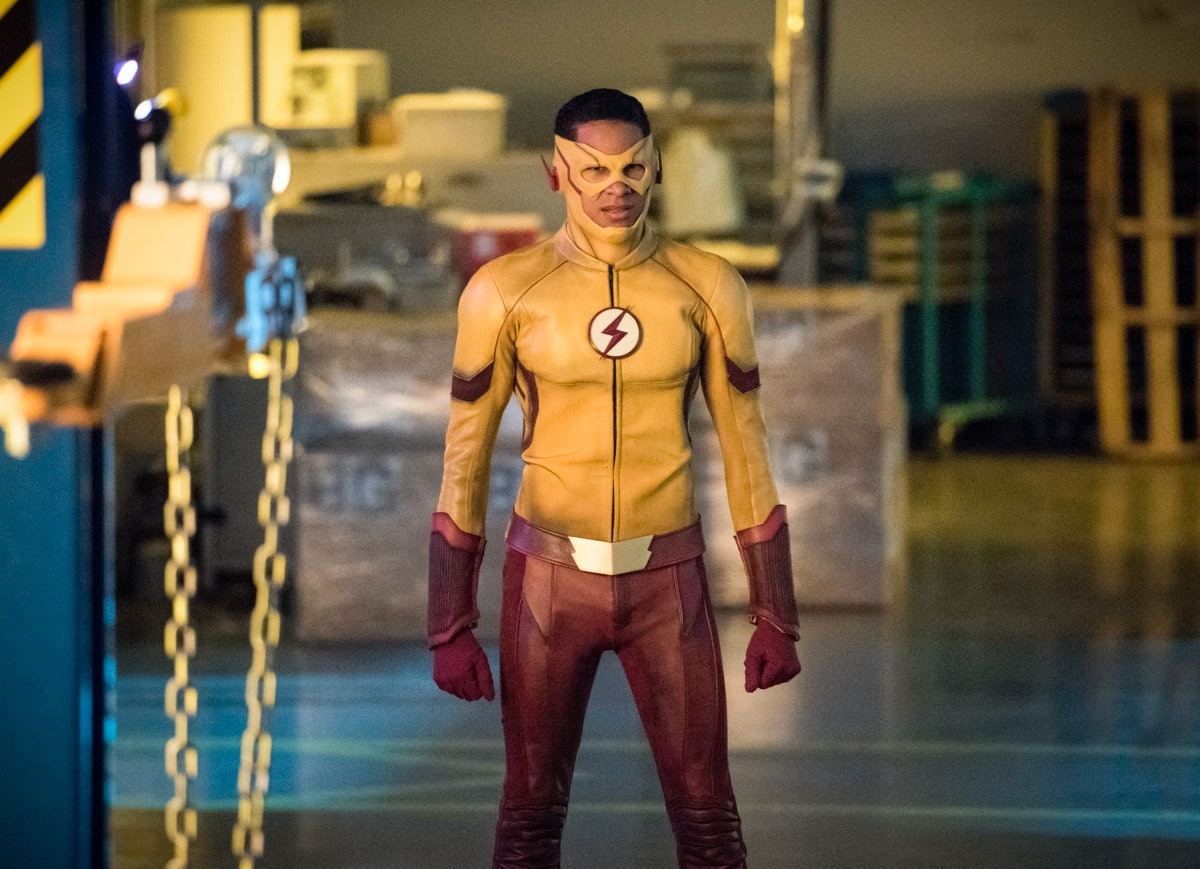 'The Flash' has a Kid Flash problem.