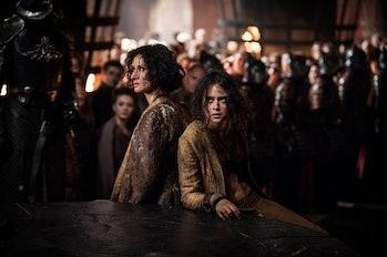 ellaria tyene sand cersei lannister game of thrones got season seven episode three 7 3 the queen's justice