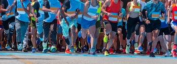 human endurance, marathon