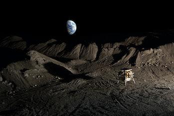 astrobotic peregrine lunar lander