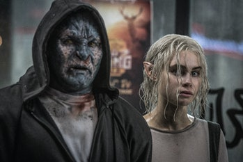 In 'Bright', Orcs and Fairies have always co-existed with humans.