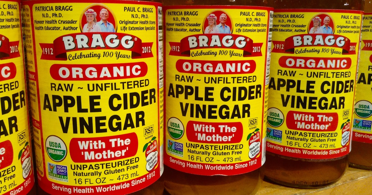 Will Apple Cider Vinegar Help You Lose Weight? A Nutritionist Explains