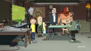 rick and morty heist