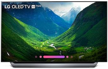 LG c8 OLED series 4k TV